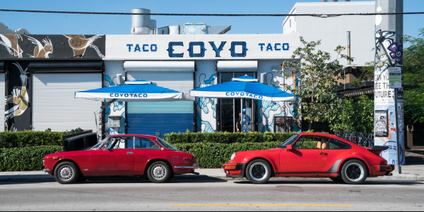 Taco Coyo Wynwood Arts District Miami
