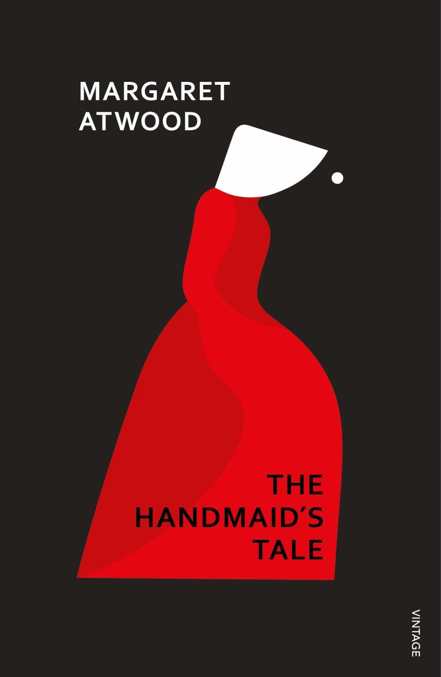 Book cover for The Handmaid's Tale, by Margaret Atwood