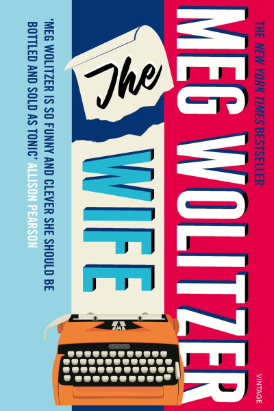 Book cover of The Wife by Meg Wolitzer