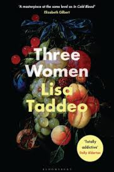 book cover of Three Women, by Lisa Taddeo