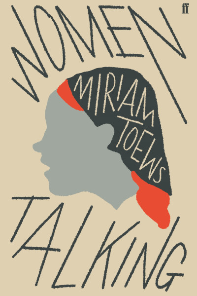 Book cover of Women Talking by Miriam Toews