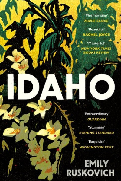 Book cover of Idaho by Emily Ruskovich