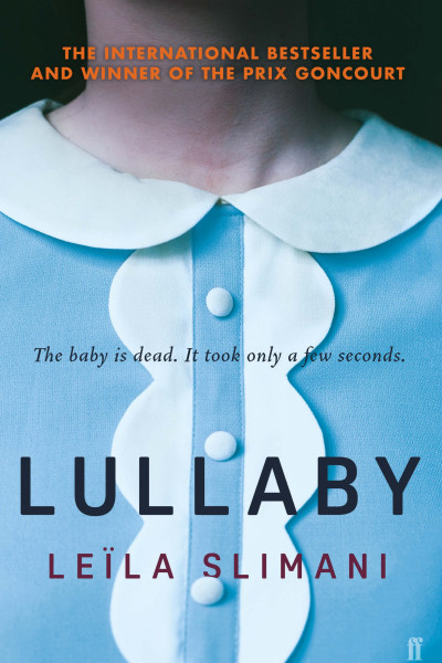 Book cover of Lullaby by Leila Slimani